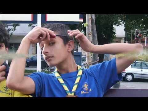 Filmato uscenti, campo estivo 2011